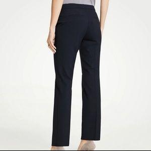 Ann Taylor Pants - NWT Ann Taylor Navy Devin Fit Trouser Leg Pants
